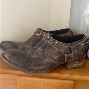 Men's Frye shoes NWOT